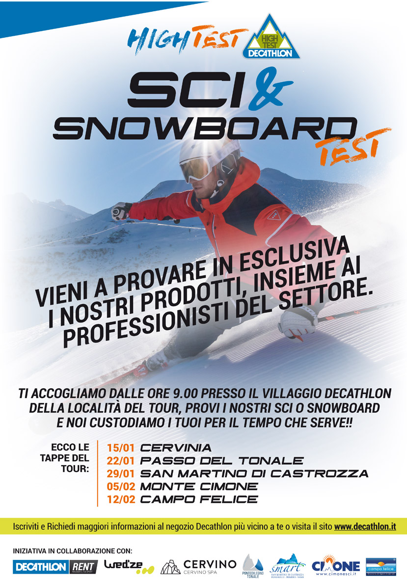 High Test - Sci & Snowboard a Campo Felice